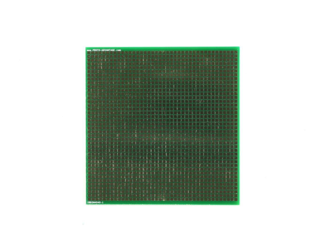 Large Surface mount breadboard 1600 SMT pads 0