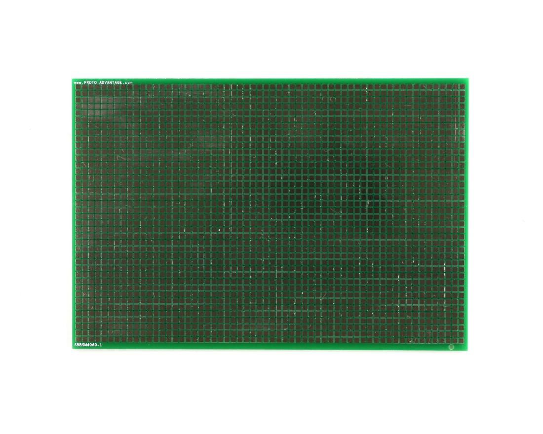 Large Surface mount breadboard 2400 SMT pads 0