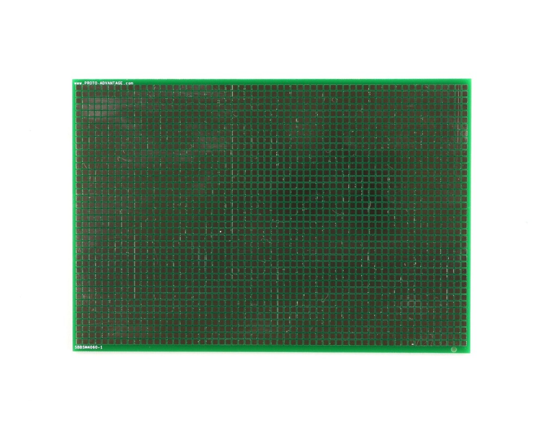 Large Surface mount breadboard 2400 SMT pads 0