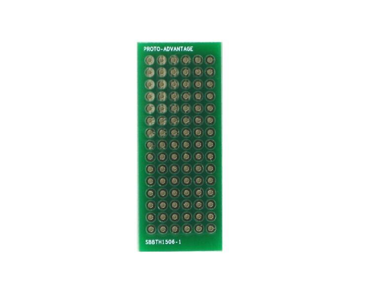Solder-in breadboard  90 plated holes 0
