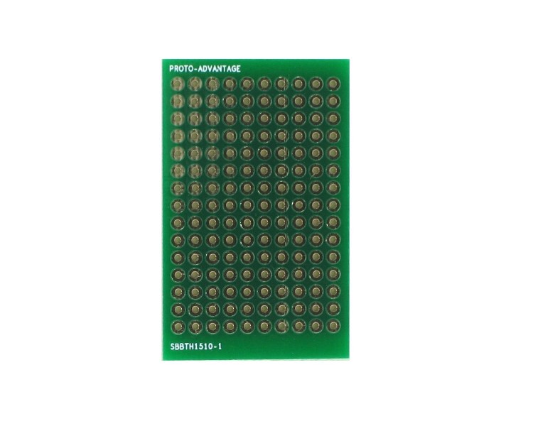 Solder-in breadboard 150 plated holes 0