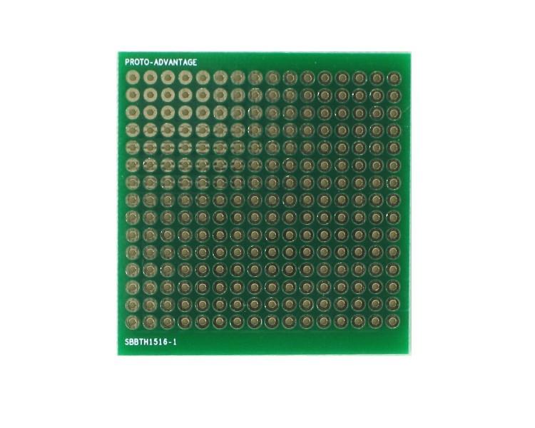 Solder-in breadboard 240 plated holes 0