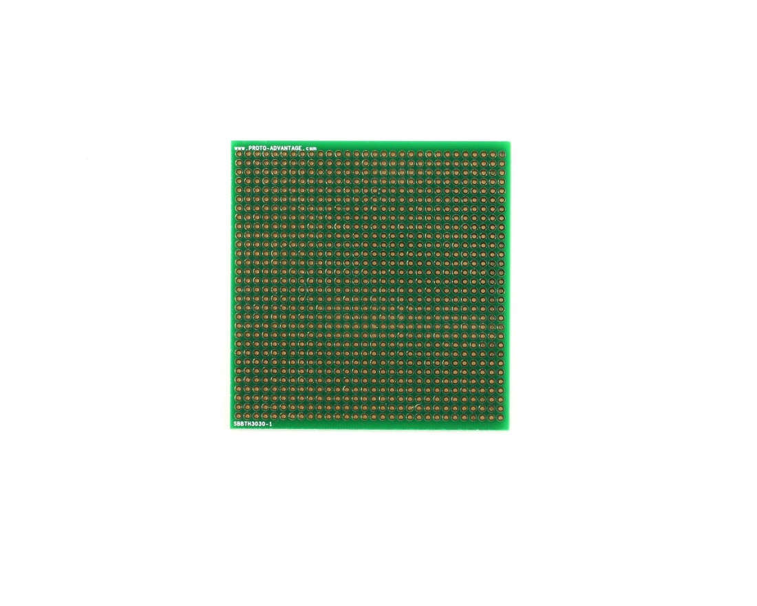 Large Solder-in breadboard  900 plated holes 0