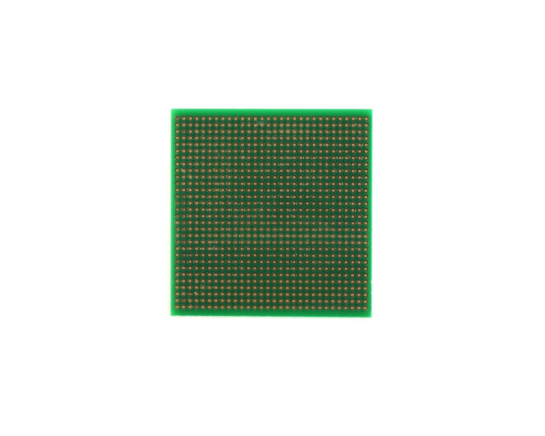 Large Solder-in breadboard  900 plated holes 1