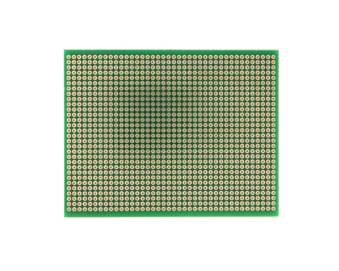 Large Solder-in breadboard 1200 plated holes 1
