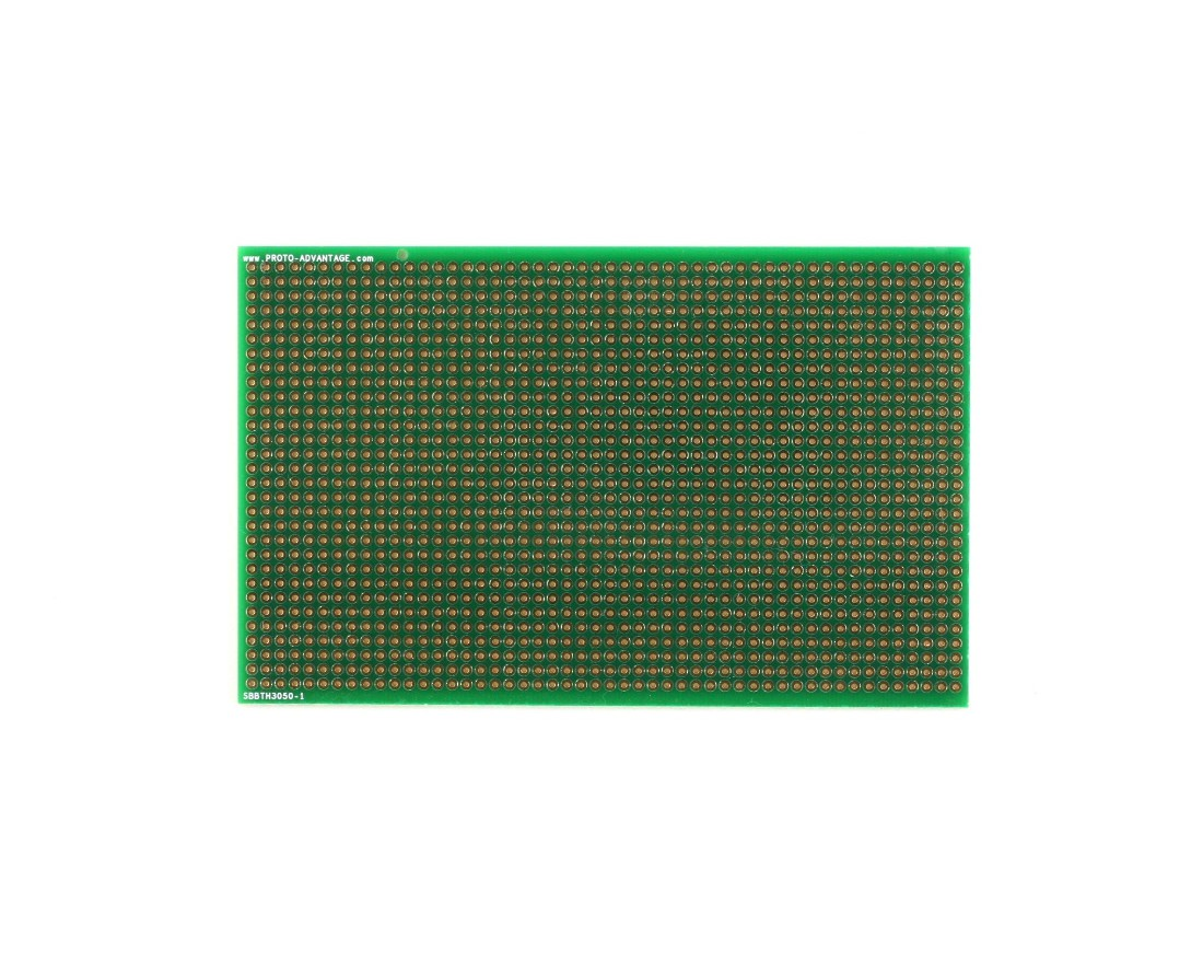 Large Solder-in breadboard 1500 plated holes 0