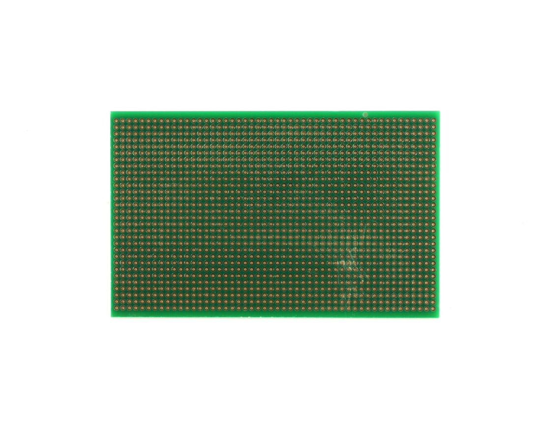 Large Solder-in breadboard 1500 plated holes 1