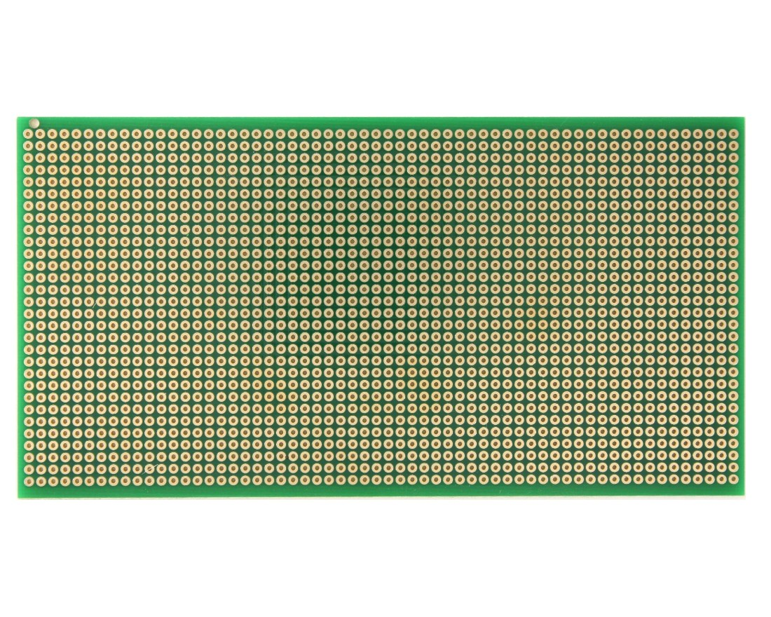 Large Solder-in breadboard 1800 plated holes 1