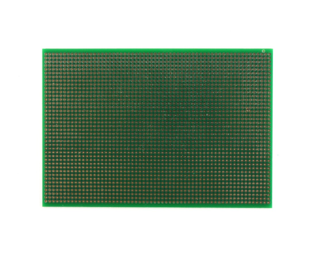 Large Solder-in breadboard 2400 plated holes 1
