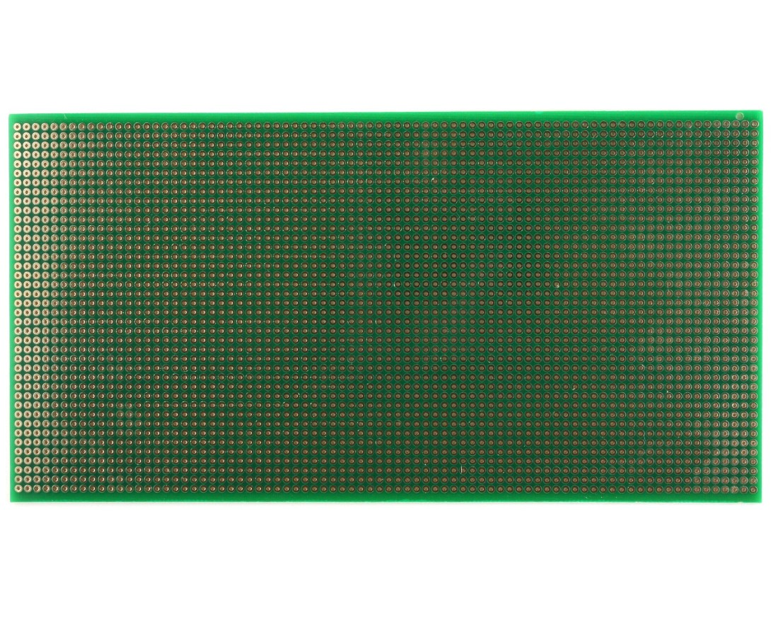 Large Solder-in breadboard 3200 plated holes 1