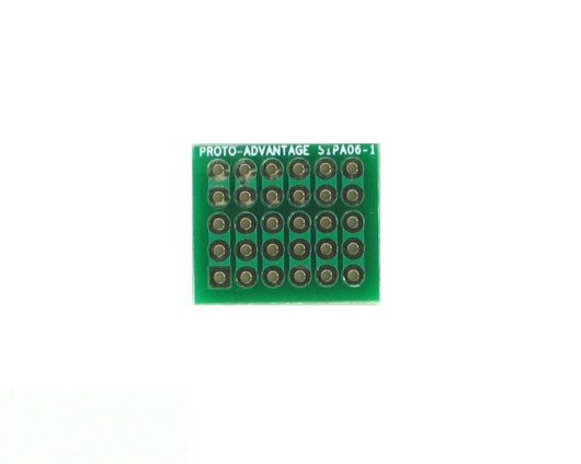 Basic Component and Network SIP Adapter -  6 pin 0