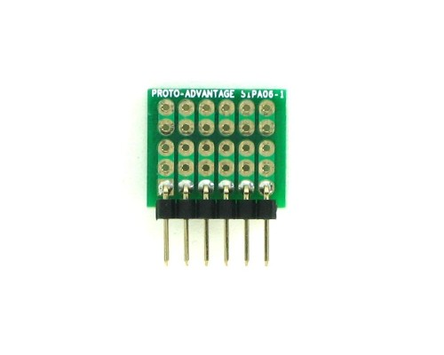Basic Component and Network SIP Adapter -  6 pin 1