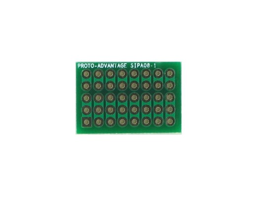 Basic Component and Network SIP Adapter -  8 pin 0