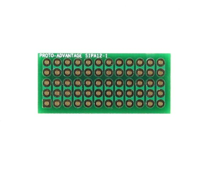 Basic Component and Network SIP Adapter - 12 pin 0