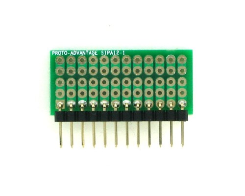 Basic Component and Network SIP Adapter - 12 pin 1