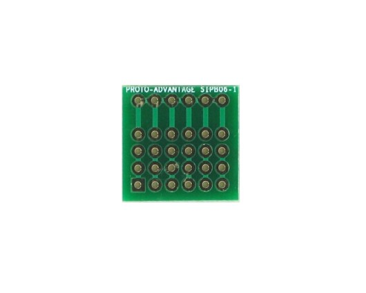 Common Bus Component Network SIP Adapter -  6 pin 0