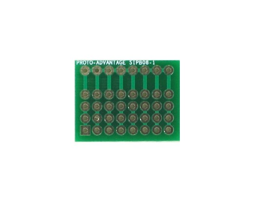 Common Bus Component Network SIP Adapter -  8 pin 0