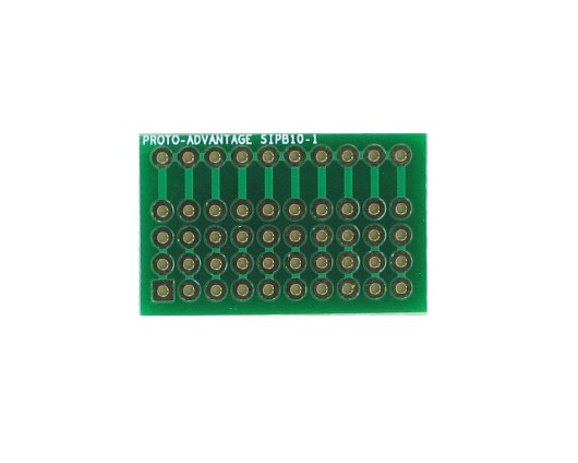 Common Bus Component Network SIP Adapter - 10 pin 0
