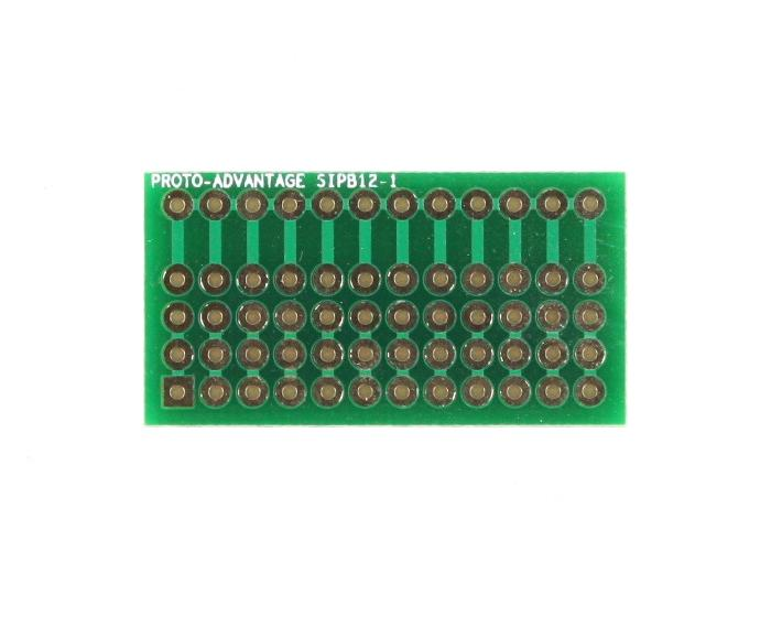 Common Bus Component Network SIP Adapter - 12 pin 0