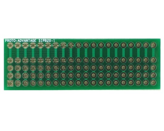Common Bus Component Network SIP Adapter - 20 pin 0