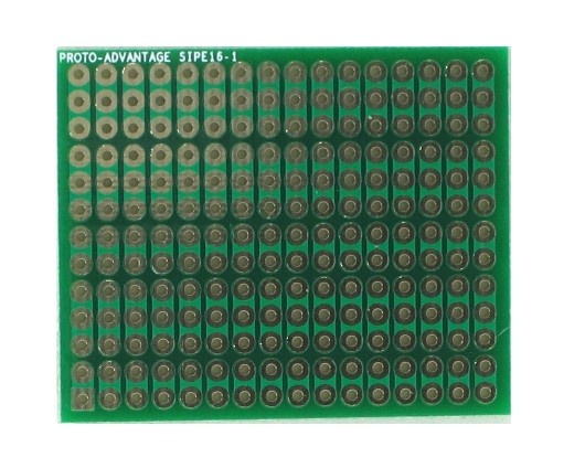 DIP IC (300 mil and 600 mil) to SIP Adapter - 16 pin 0