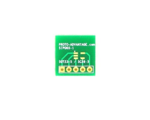SC-59-5 to SIP SMT Adapter 0