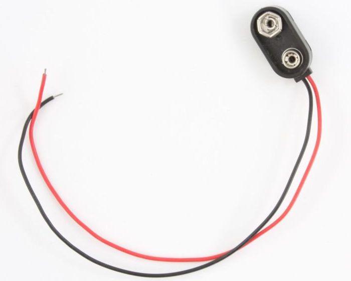 9V Battery Clip 0