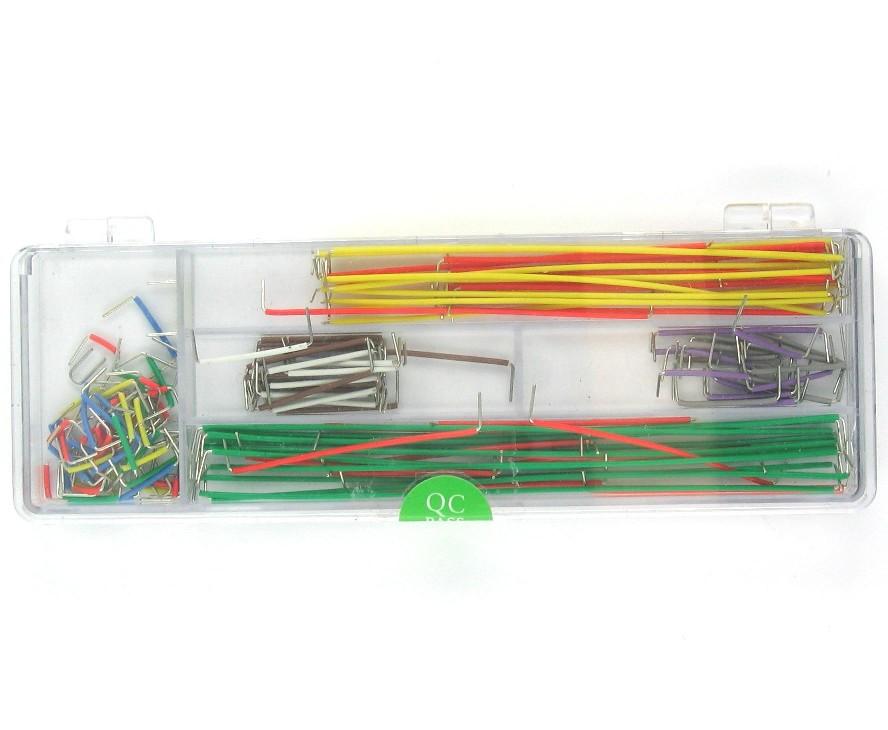 140 Wire Breadboard Wiring Kit 0