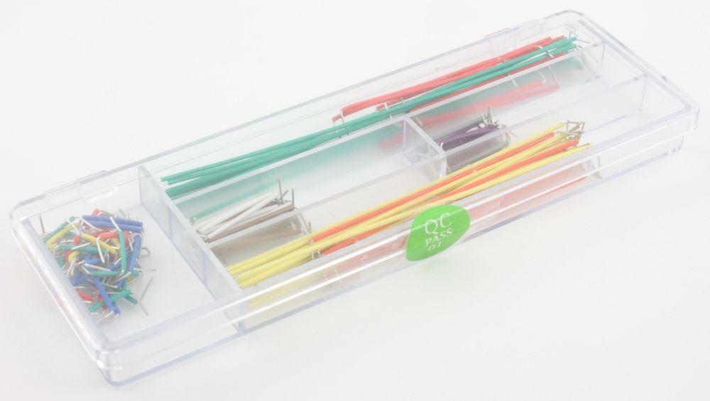 140 Wire Breadboard Wiring Kit 1