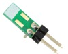 Discrete 1210 to 300mil TH Adapter - Jumper pins