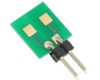 Discrete 2413 to 300mil TH Adapter - Jumper pins