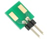 Discrete 2924 to 300mil TH Adapter - Jumper pins