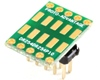 Dual Row 2.54mm Pitch 10-Pin to Dual Row 2.54mm Pitch Adapter