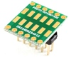 Dual Row 2.54mm Pitch 12-Pin to Dual Row 2.54mm Pitch Adapter