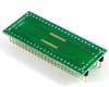 TSSOP-48 (long pins) to DIP-48 SMT Adapter (0.5 mm pitch, 12.5 x 6.1 mm body)