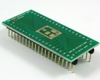 QFN-36 to DIP-42 SMT Adapter (0.9 mm pitch, 9 x 11 mm body)